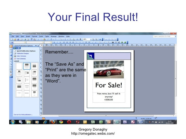 microsoft publisher for sale