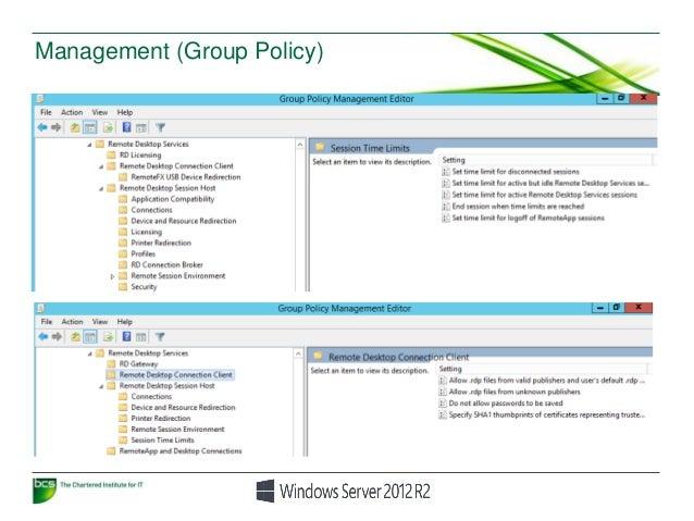 Microsoft Remote Desktop Services
