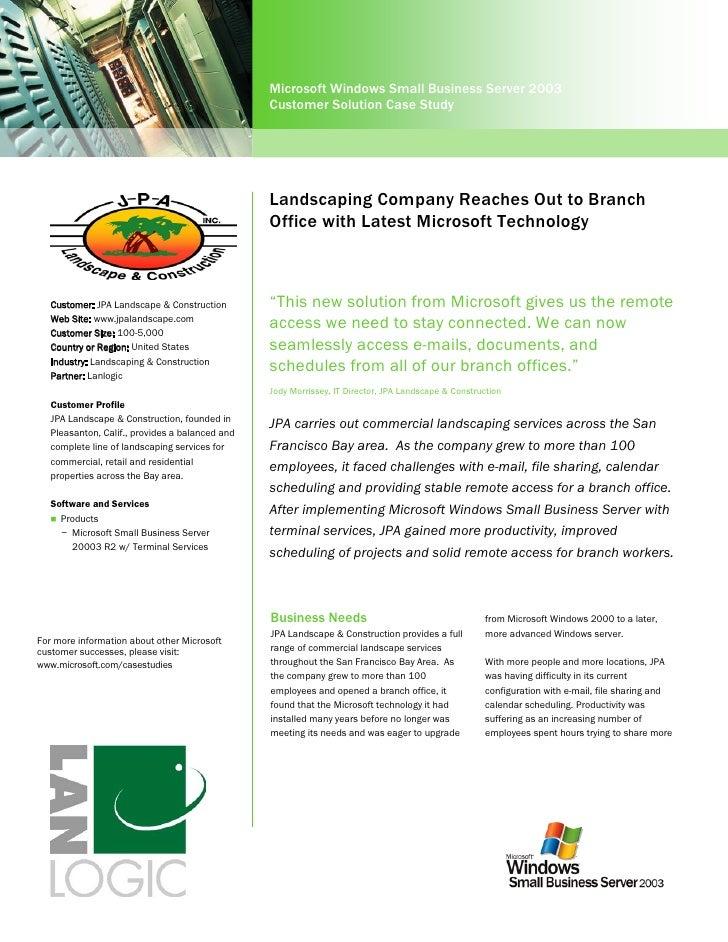 microsoft customer base
