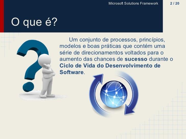 Microsoft Solutions Framework MSF v4 - PowerPoint PPT Presentation