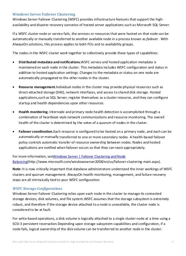 Disaster Recovery Analyst Sample Resume] Disaster Recovery ...