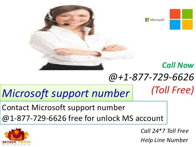 microsoft support number contact microsoft support number 1 877 729 6626 free