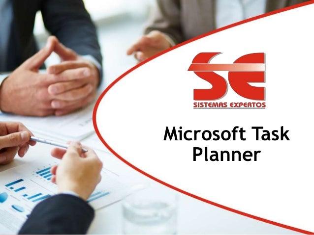 Microsoft Task Planner