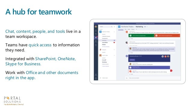 Webinar What Does Microsoft Teams Mean For Office 365