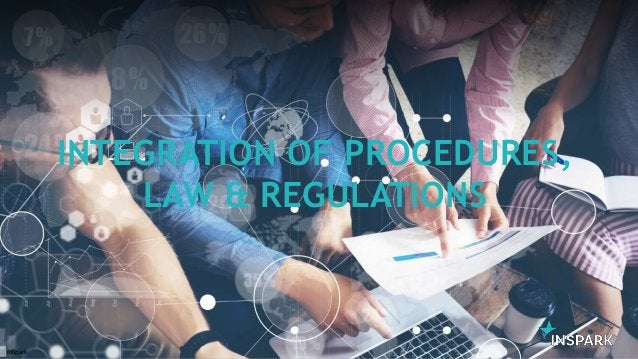 InSpark INTEGRATION OF PROCEDURES, LAW & REGULATIONS