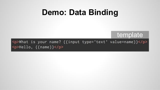 Demo: Computed Properties