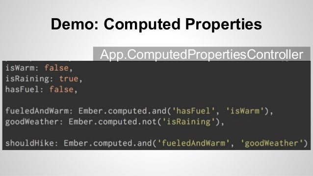 Demo: Data Binding (Advanced)