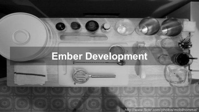 Who uses Ember?
