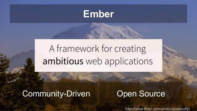 Ember Meetups  Around the World