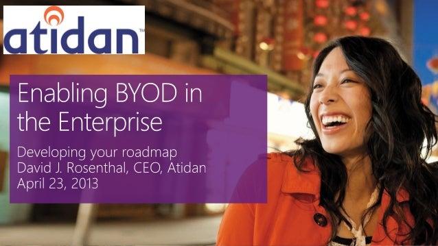 BYOD is: