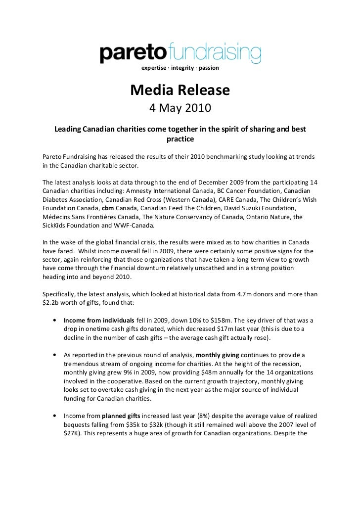 expertise · integrity · passion                                  Media Release                                       4 May...