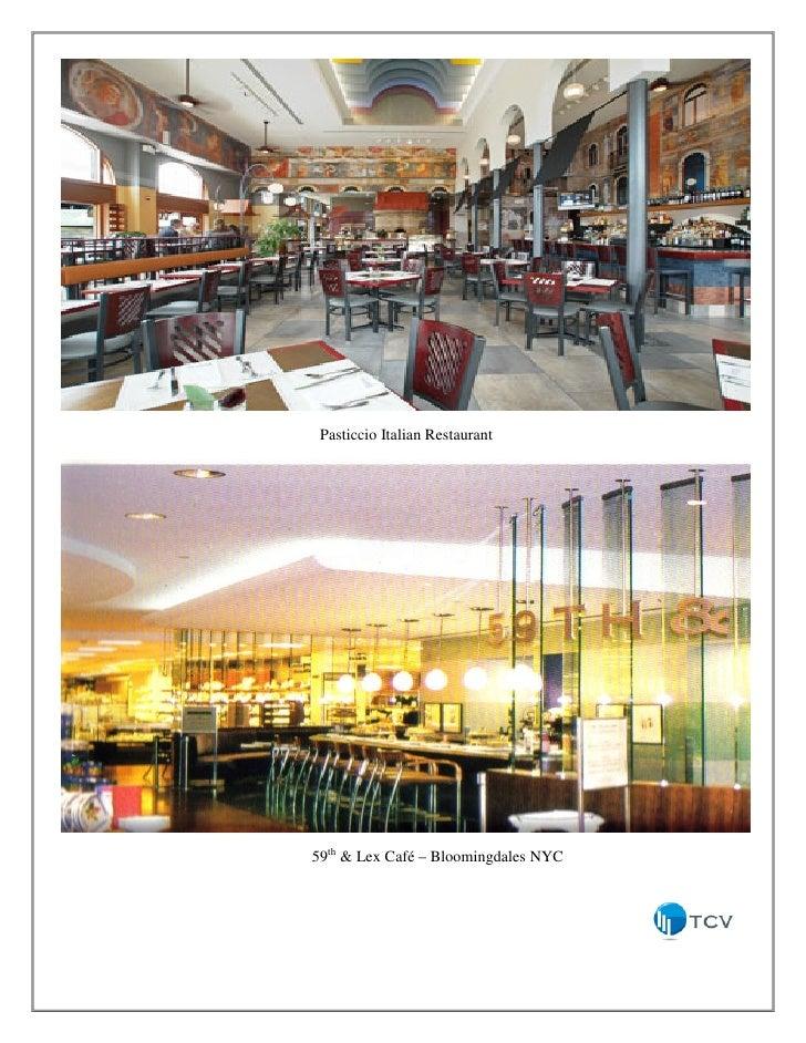 Cafe Lex Nyc
