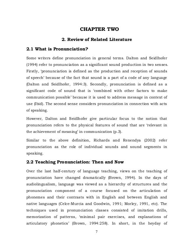 related literature about mother tongue Literature review aids to avoid the duplication of what has already been done it  helps to  children learn their mother tongue through speech and it was thought  in  [264] asserts that comprehension of language is strongly related to reading.