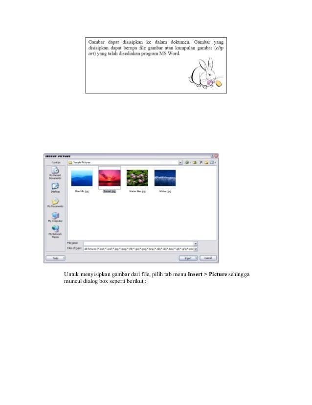 cara menyisipkan clipart pada microsoft word 2007 - photo #45