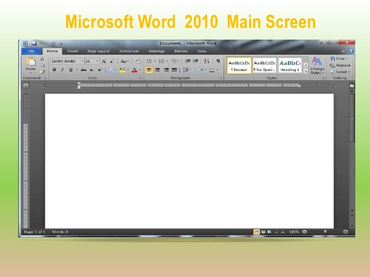 download for free microsoft word 2010