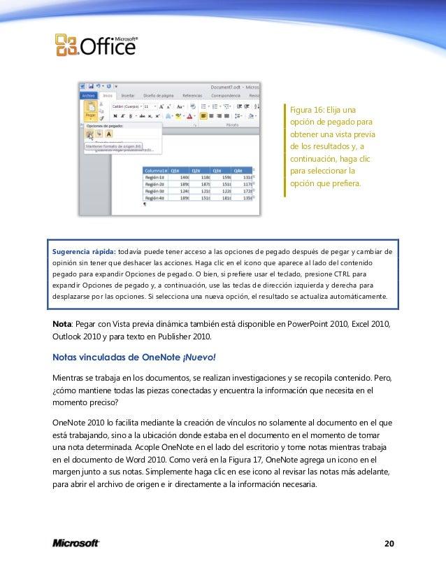Guia de Microsoft word 2010