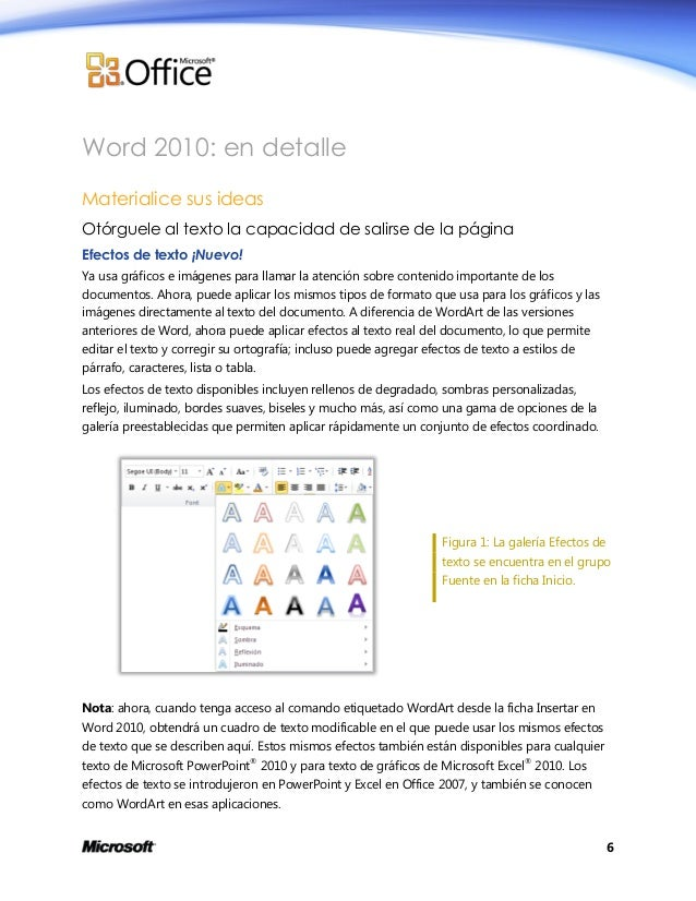 ms word 2010 guide pdf