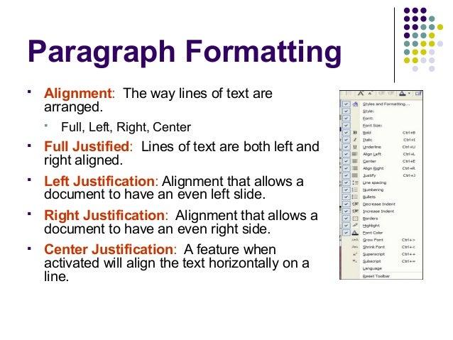 Microsoft word basics ppt