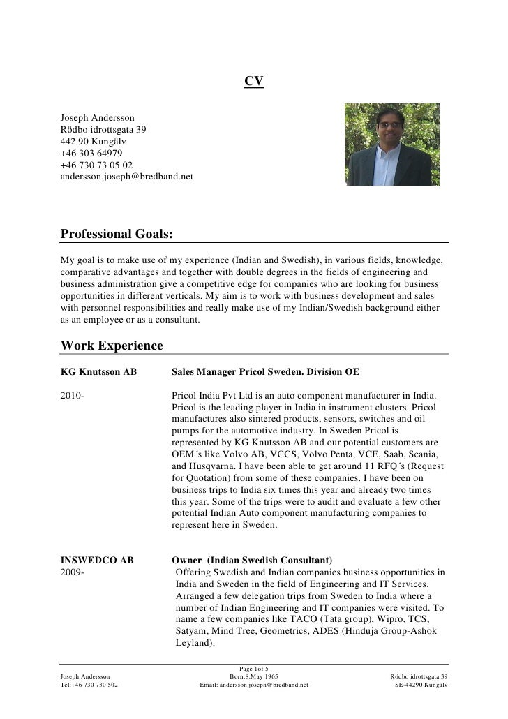 microsoft word cv joseph andersson ver4 english version