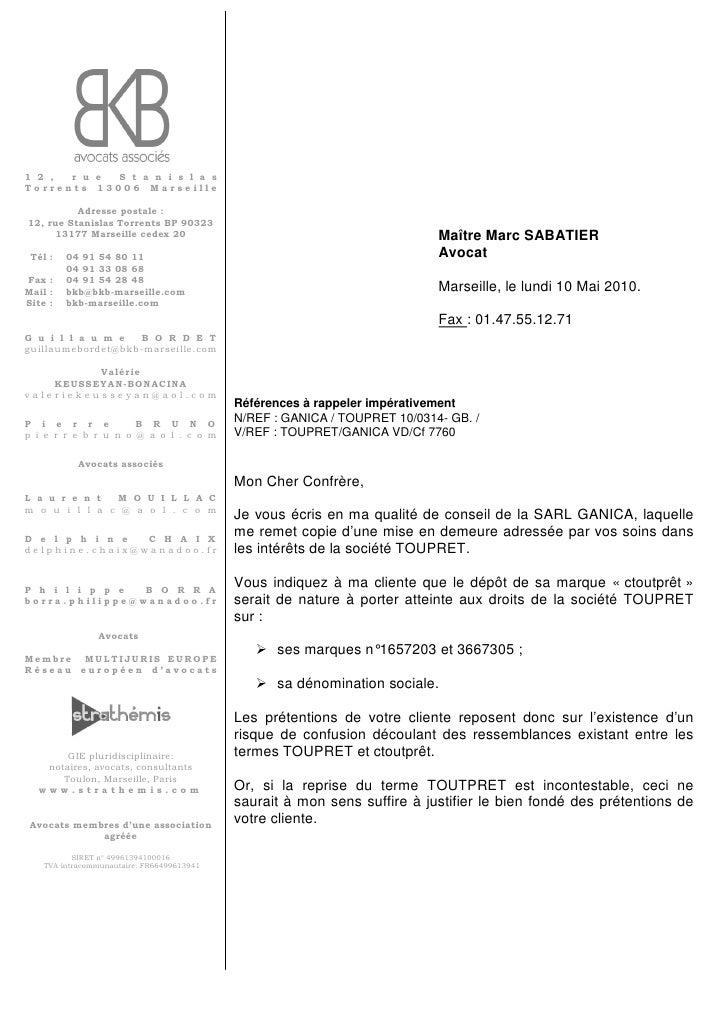1 2 , r u e S t a n i s l a s Torrents 13006 Marseille            Adresse postale : 12, rue Stanislas Torrents BP 90323   ...
