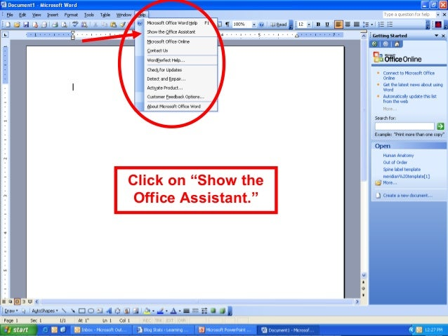 ms word office