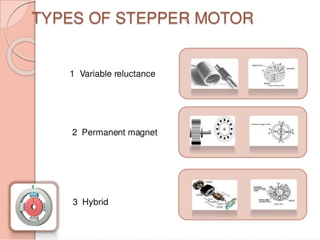 micro stepping mode for stepper motor