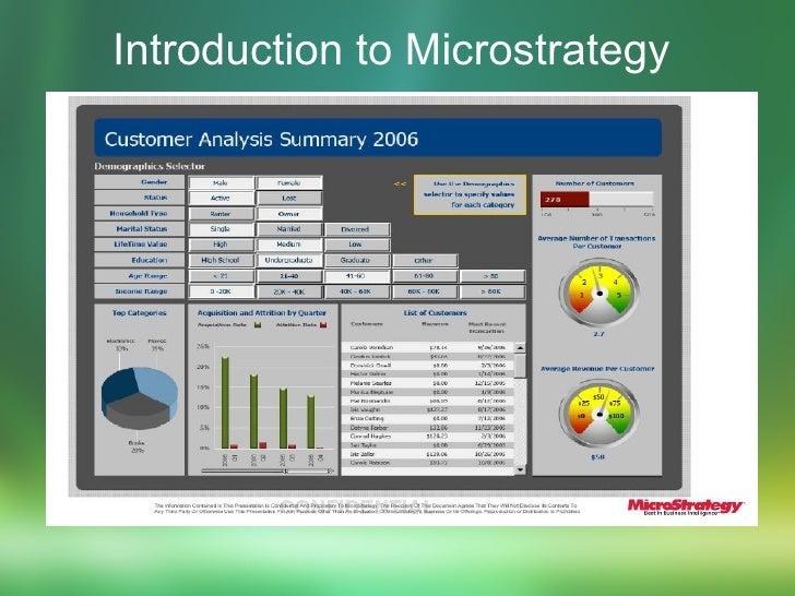 Introduction to Microstrategy   <ul><li>Thank you! </li></ul><ul><li>Email:Shahnawaz.Khan@trx.com </li></ul>