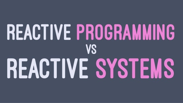 REACTIVE PROGRAMMING CAN HELP US MAKE THE INDIVIDUAL INSTANCE HIGHLY PERFORMANT & EFFICIENT