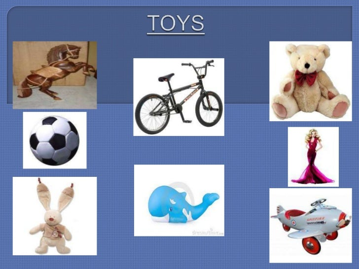 TOYS<br />