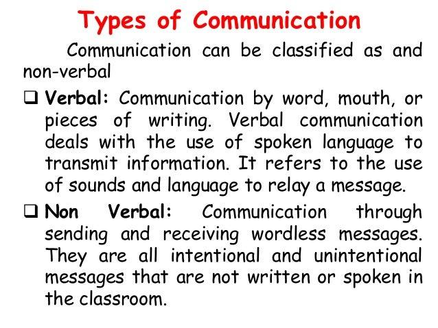 Microteaching communication skill