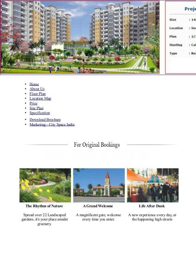 Microtek Greenburg Sector 86 Gurgaon – Microtek New LaunchGet more details about Microtek Greenburg site plan here.    •  ...