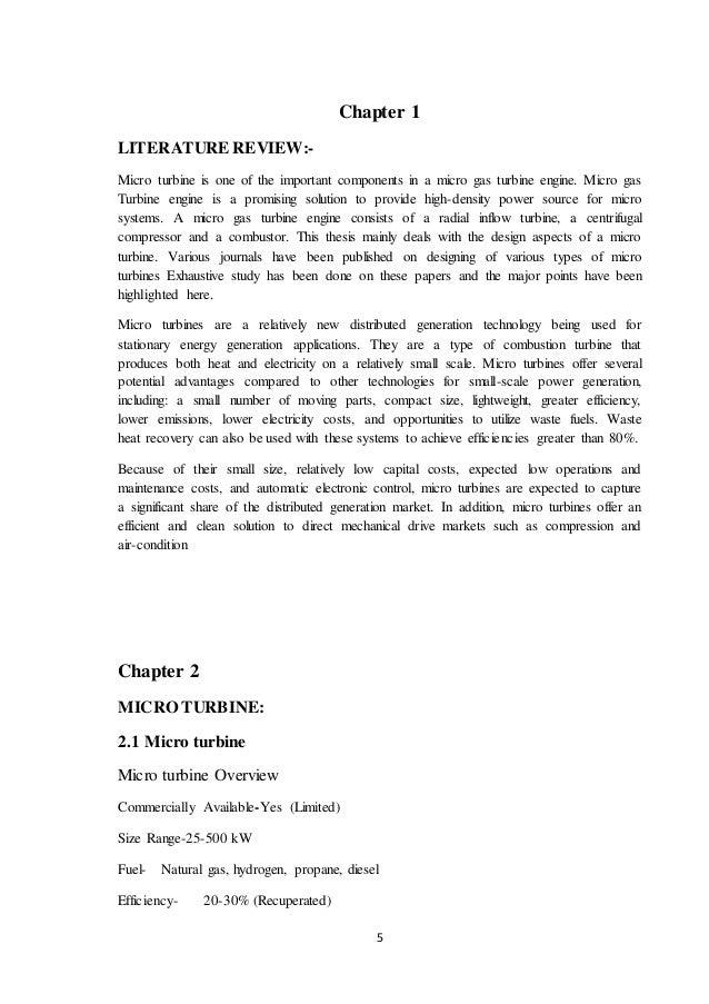 thesis centrifugal compressor