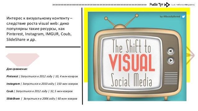 >>>>>>>>>>>>>>>>>>>>>>>>>>>>>>>>>>>>>>>>>>>>>>>>>>>>>>>>>>>>>>>>>>>>   Интерес  к  визуальному  контенту  –   ...