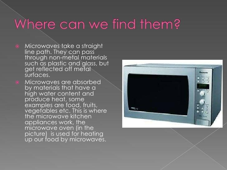 Microwaves Presentation
