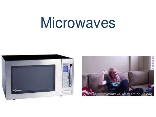 microwaves ppt. Black Bedroom Furniture Sets. Home Design Ideas