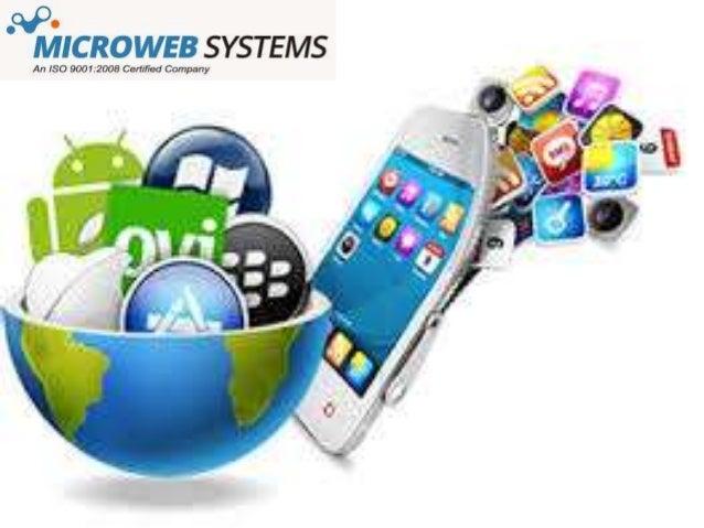 Microweb provides application development company in india