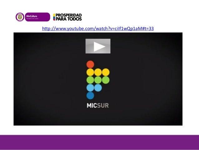 Micsur 2014   general.v2 Slide 2