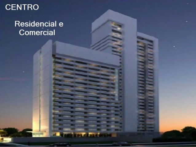 Apartamento Mid   centro  e salas comerciais 9609-7986