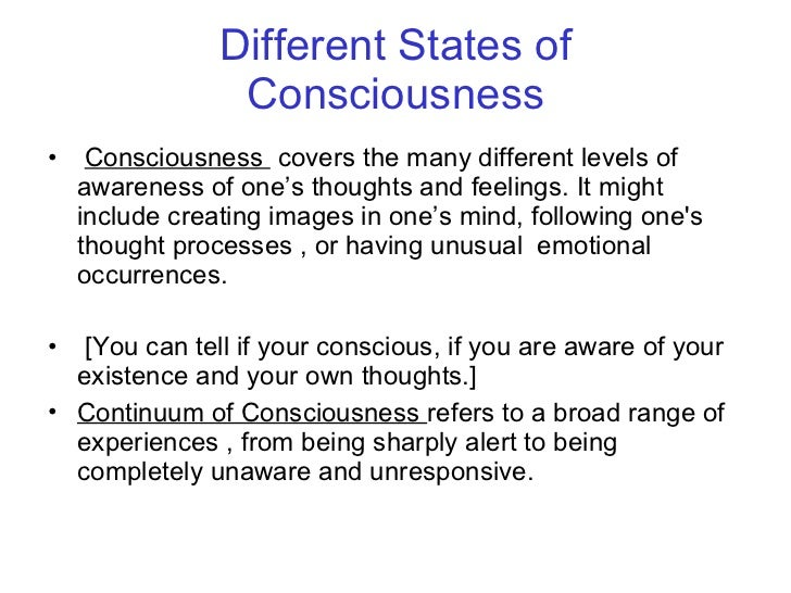 consciousness sleep Every night, nearly every person undergoes a remarkable change: we leave waking consciousness and for hours traverse a landscape of dreams and deep sleep.