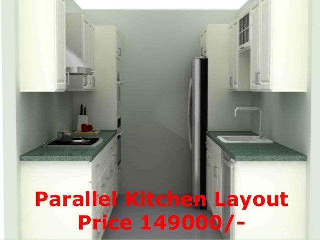 modular kitchen designs with price in mumbai. Parallel Kitchen Layout Price 149000  My Interior D cor MID modular kitchen Mumbai price list kit