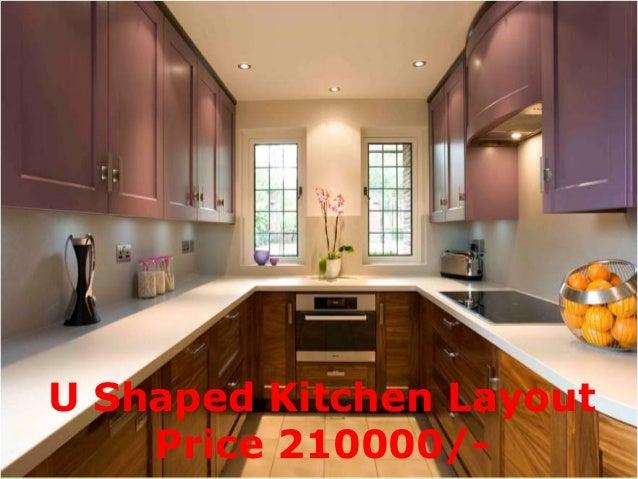 modular kitchen designs with price in mumbai. U Shaped Kitchen Layout Price 210000  My Interior D cor MID modular kitchen Mumbai price list kit