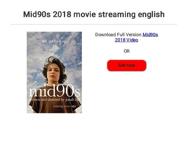 Mid90s Stream Deutsch