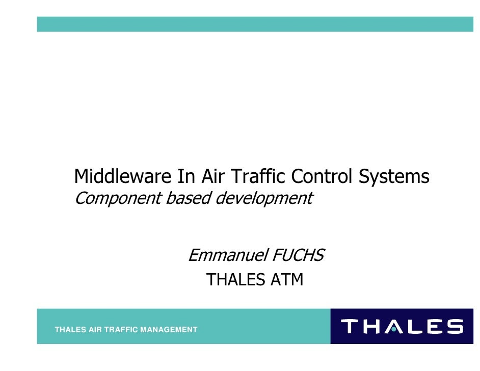 THALES AIR TRAFFIC MANAGEMENT