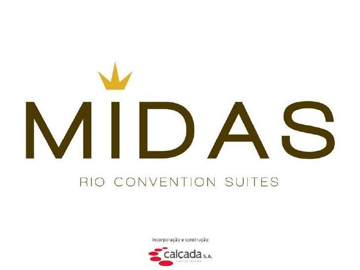 Midas RioConvention Suítes, Lançamento Calçada, 2556-5838