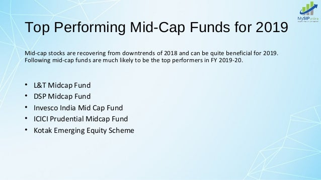 Mid Cap Funds - All You Need To Know