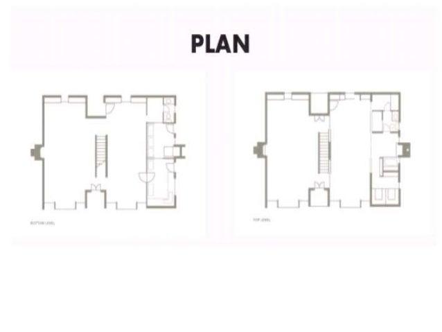 10. SYNOPSIS THE ESHERICK HOUSE ...