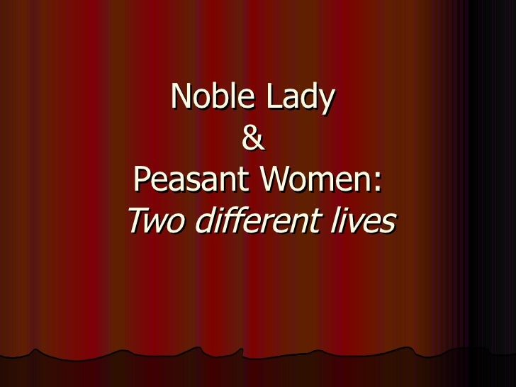 women in the middle ages How dangerous was life in the middle ages sean mcglynn gets to grips with the level of violent crime, and the sometimes cruel justice meted out to offenders.