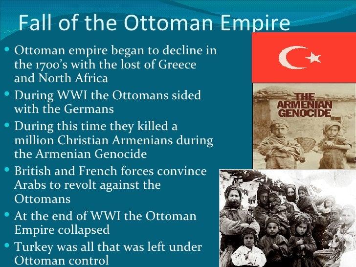 decline of ottoman empire essay