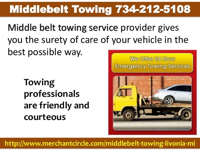 towing professionals