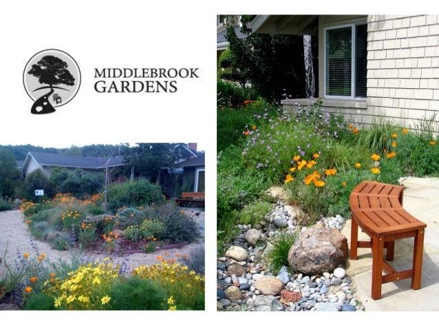 Middlebrook Gardens native garden pictures